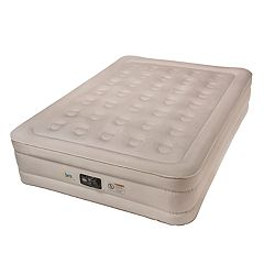 Serta Plush Top Never Flat 18-inch Queen Airbed