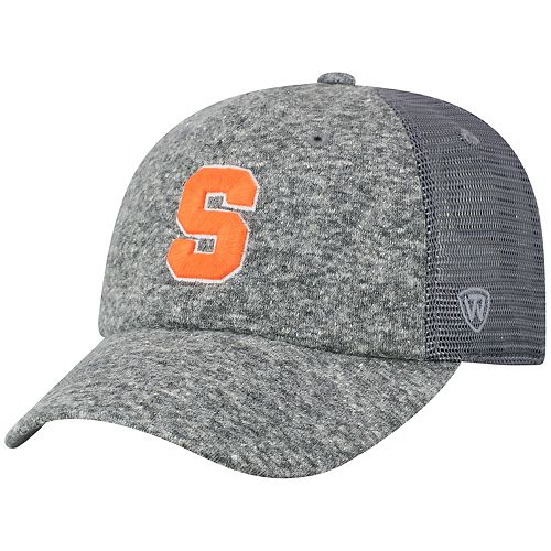 Adult Top of the World Syracuse Orange Fragment Adjustable Cap