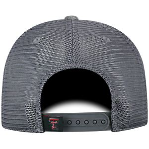 Adult Top of the World Texas Tech Red Raiders Fragment Adjustable Cap