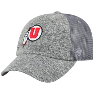 Adult Top of the World Utah Utes Fragment Adjustable Cap