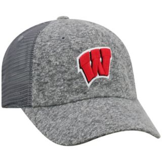 Adult Top of the World Wisconsin Badgers Fragment Adjustable Cap