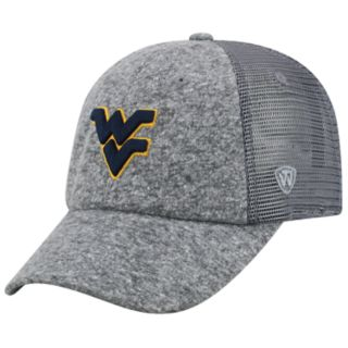 Adult Top of the World West Virginia Mountaineers Fragment Adjustable Cap