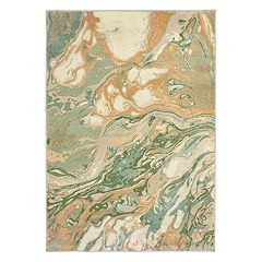 StyleHaven Damien Organic Abstract Rug