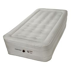 Insta-Bed Sueded Top Never Flat 14-inch Airbed