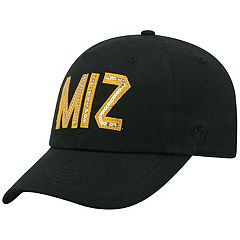 Women's Top of the World Missouri Tigers Glow District Adjustable Cap