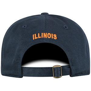 Women's Top of the World Illinois Fighting Illini Glow District Adjustable Cap
