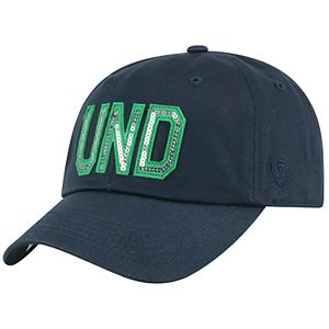 Women's Top of the World Notre Dame Fighting Irish Glow District Adjustable Cap