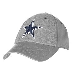Adult Dallas Cowboys Logo Fitted Cap