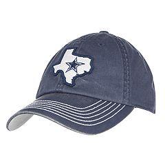 Adult Dallas Cowboys Vega Adjustable Cap