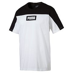 Men's PUMA Rebel Colorblock Tee