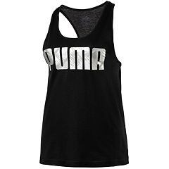Women's PUMA Summer Graphic Racerback Tank