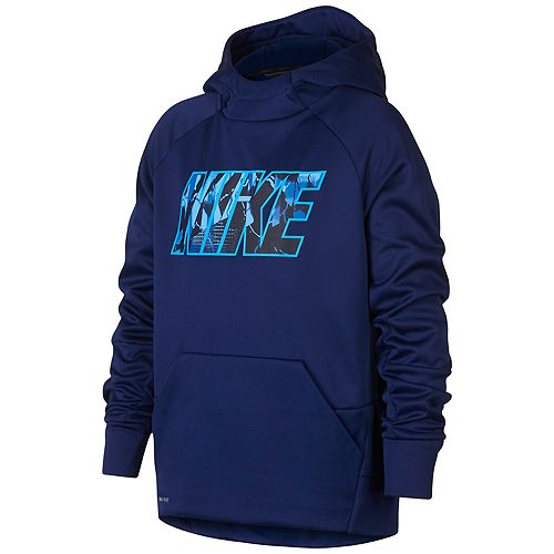 e2d94e505 Boys 8-20 Nike Therma Legend Training Pullover Hoodie
