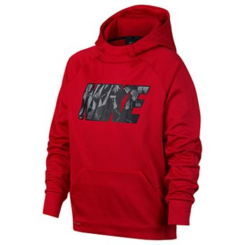 afb5565b0defd5 Boys 8-20 Nike Therma Legend Training Pullover Hoodie