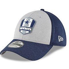 Adult New Era Dallas Cowboys 39THIRTY Sideline Road Fitted Cap