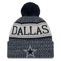 Adult Dallas Cowboys Sideline Beanie