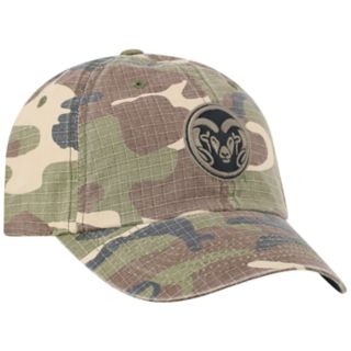 Adult Top of the World Colorado State Rams Hero Adjustable Cap
