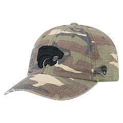 Adult Top of the World Kansas State Wildcats Hero Adjustable Cap