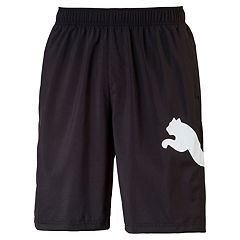 Men's PUMA Big Cat Woven Shorts