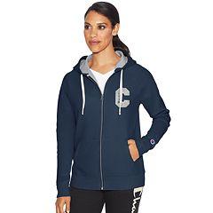 Women's Champion Heritage Fleece Full-Zip Hoodie