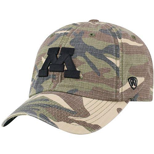 Adult Top of the World Minnesota Golden Gophers Hero Adjustable Cap