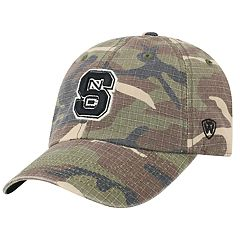 Adult Top of the World North Carolina State Wolfpack Hero Adjustable Cap