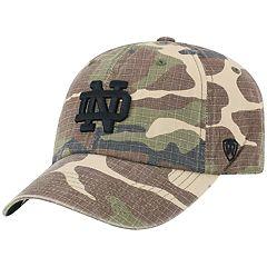 Adult Top of the World Notre Dame Fighting Irish Hero Adjustable Cap