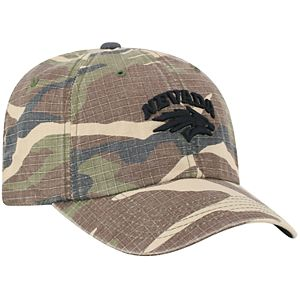 Adult Top of the World Nevada Wolf Pack Hero Adjustable Cap
