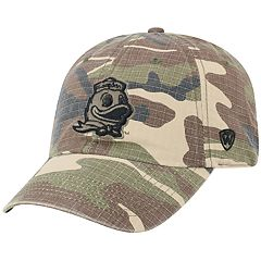 Adult Top of the World Oregon Ducks Hero Adjustable Cap