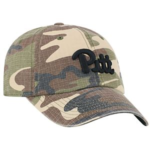 Adult Top of the World Pitt Panthers Hero Adjustable Cap