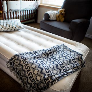 Insta-Bed Raised Never Flat 18-inch Twin Airbed