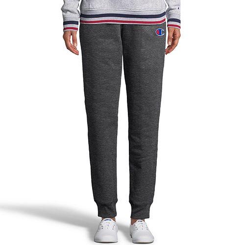 61f579fc7d9c Women s Champion Applique Fleece Mid-Rise Jogger Sweatpants