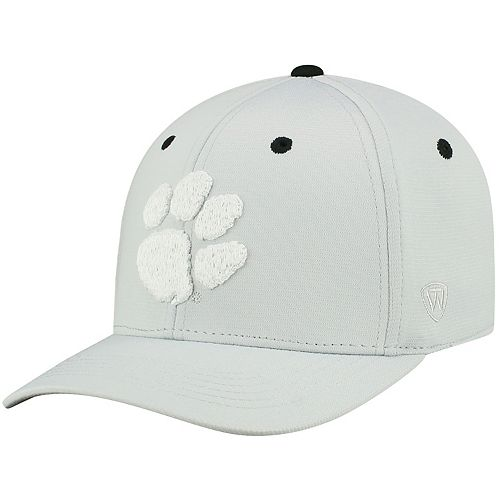 e1a5508f111 Adult Top of the World Clemson Tigers High Power Cap