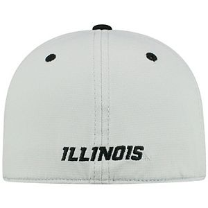 Adult Top of the World Illinois Fighting Illini High Power Cap