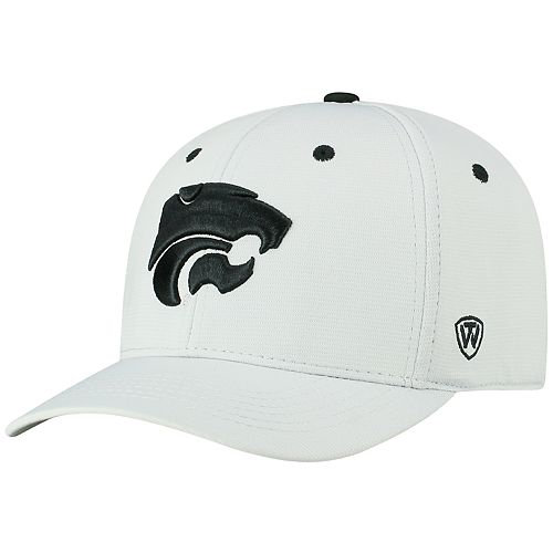 hot new products super cute a few days away Adult Top of the World Kansas State Wildcats High Power Cap