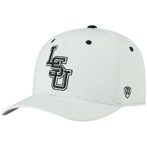 d4c5d6d477c Adult Top of the World LSU Tigers High Power Cap