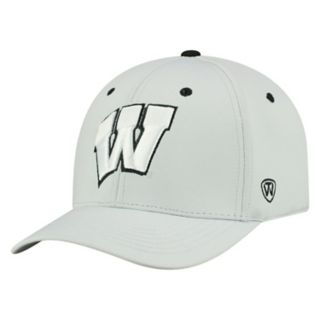 Adult Top of the World Wisconsin Badgers High Power Cap
