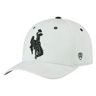 Adult Top of the World Wyoming Cowboys High Power Cap