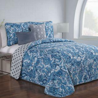 Dominica 5-piece Quilt Set