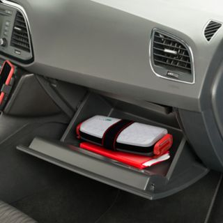 mifold Grab & Go Booster Seat