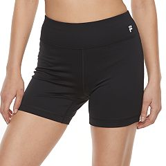 Women's FILA SPORT® Fitted High-Waisted Running Shorts