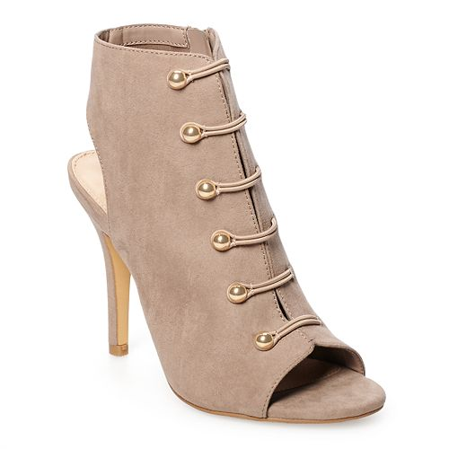LC Lauren Conrad Passion Women's High Heels