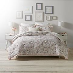 LC Lauren Conrad Lila Comforter Set