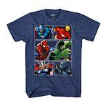 Boys 8-20 Marvel Comics Avengers Tee