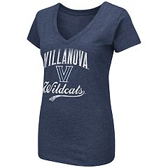 Women's Colosseum Villanova Wildcats Wordmark Tee