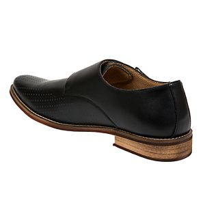 Deer Stags Cyprus Men's Monk Strap Dress Shoes