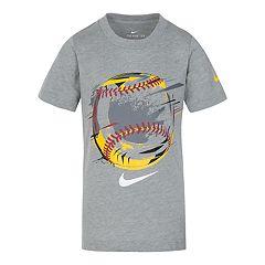 Boys 4-7 Nike Baseball Ball Graphic Tee