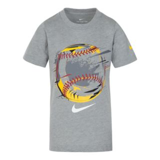 Boys 4-7 Nike Baseball Ball Graphic Tee