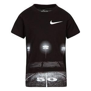 Boys 4-7 Nike Friday Night Lights Football Photoreal Dri-FIT Graphic Tee