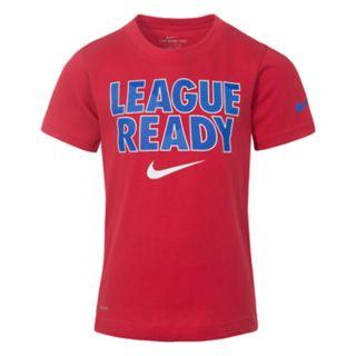 "Boys 4-7 Nike ""League Ready"" Graphic Tee"