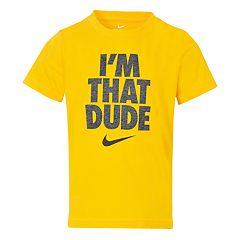 Boys 4-7 Nike 'I'm That Dude' Logo Graphic Tee